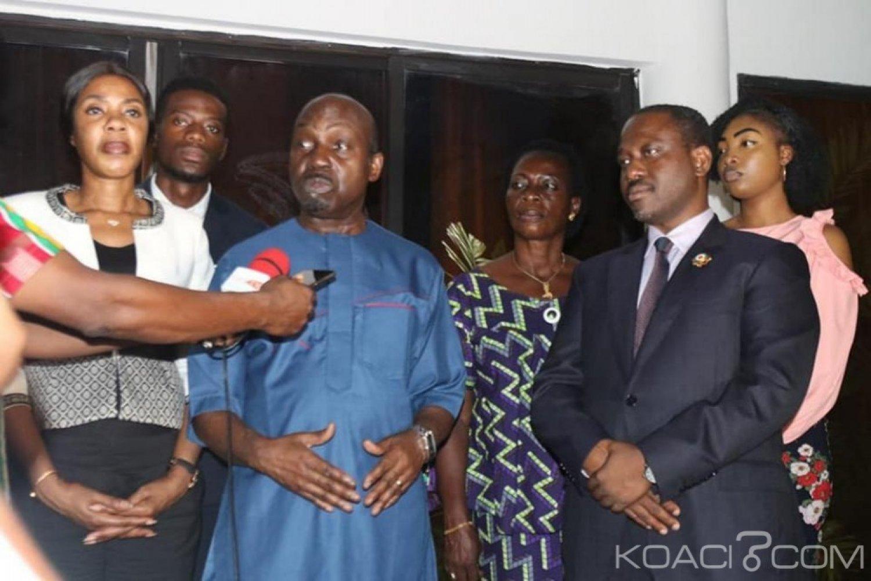 Côte d'Ivoire : Après Affi, Wodié reçoit Soro «nous nous sommes interrogés, nous avons émis des idées qui demandent à être approfondies et précisées »