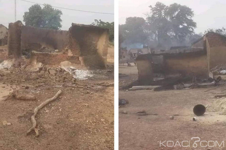 Côte d'Ivoire : Ouroughankaha ravagé par un feu de brousse, les habitants inconsolables