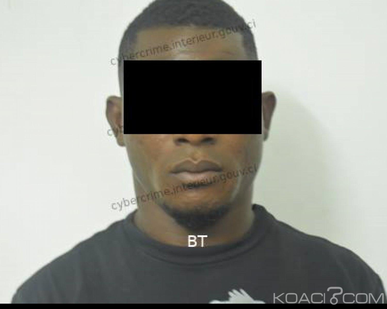 Côte d'Ivoire : Muni de fausses  pièces d'identité, il s'adonnait aux retraits frauduleux   dans une agence