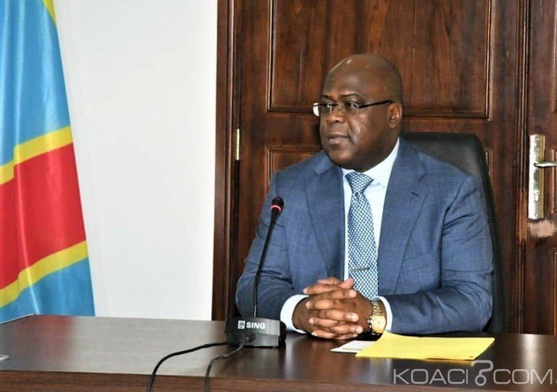 RDC-Namibie: A Windoek,  Félix Tshisekedi:  «Je n'accepterai pas d'être  juste un Président qui règne mais qui ne gouverne pas»
