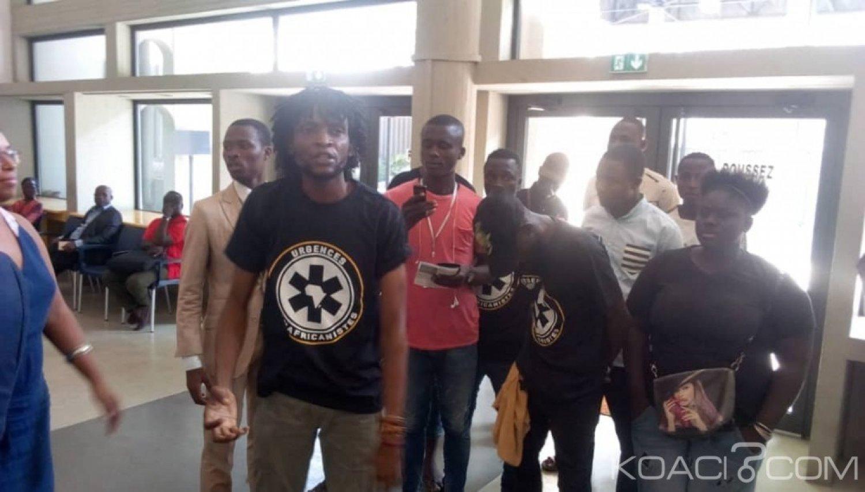 Côte d'Ivoire : Au Plateau, des activistes envahissement l'Institut français pour faire passer leur message