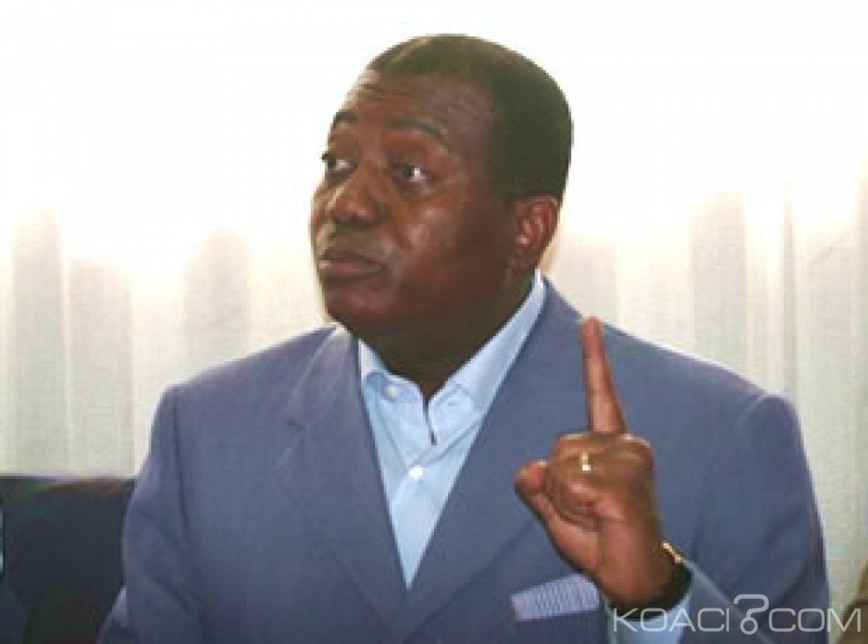 Côte d'Ivoire : Annoncé comme candidat à la présidence de la FIF par un club Français, Eugène Diomandé fait des précisions
