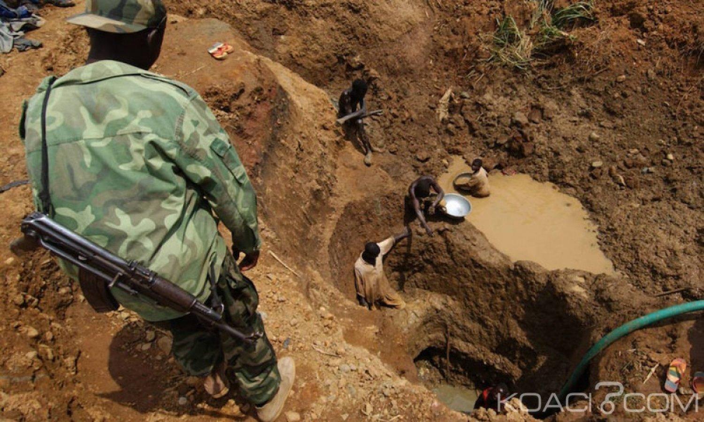RDC : Un dépôt de coltan de la SMB  visé par une attaque , un policier tué et 02 blessés