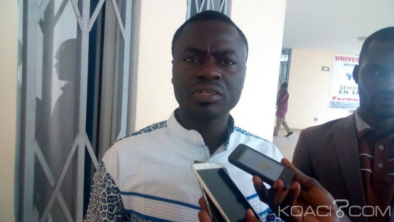 Côte d'Ivoire : Bouaké, au cours du Sophia-Ciné à l'université Alassane Ouattara,    la présentation d'un docteur donne froid dans le dos