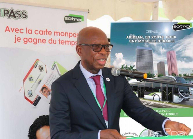 Côte d'Ivoire : SOTRA, le DG annonce la création d'environ 1893 nouveaux emplois en 2019, dont 493 agents d'exécution et 1400 machinistes