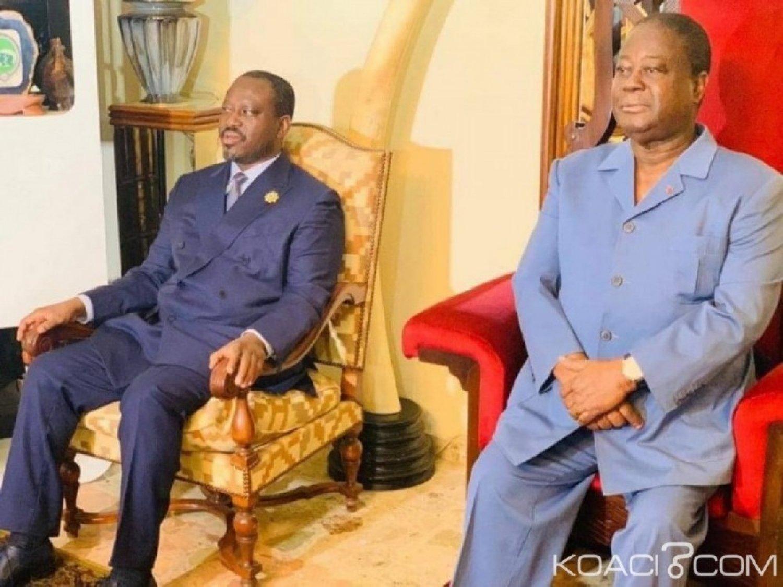 Côte d'Ivoire : Après le silence à Daoukro, Soro refuse de signer le communiqué sur la CEI et s'explique