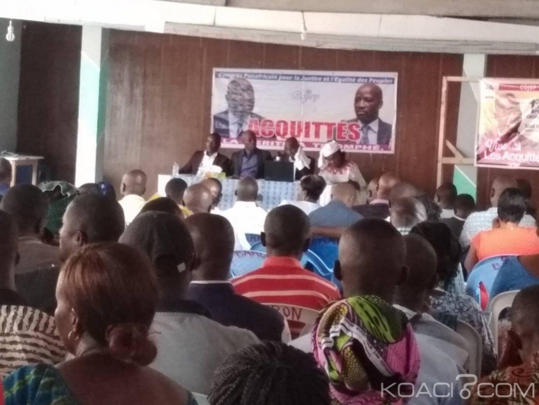 Côte d'Ivoire : Depuis Yopougon, Blé Goudé dit qu'il va bientôt s'adresser à tous les Ivoiriens, à ses partisans «je me considère comme un  instrument de victoire»