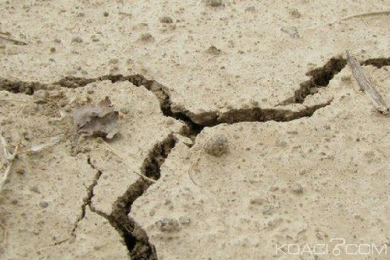 Ghana : Légères secousses de la terre à Accra