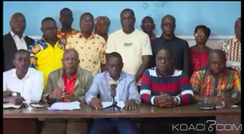 Côte d'Ivoire : Grève dans l'enseignement, le mot d'ordre suspendu pour un mois
