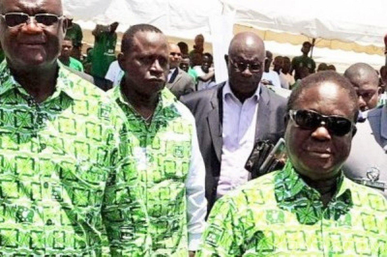 Côte d'Ivoire : PDCI-RDA, voici le nouveau secrétariat exécutif désigné  par Konan Bédié