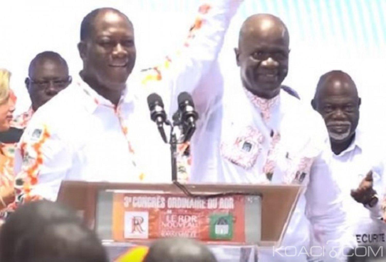 Côte d'Ivoire : Amadou Soumahoro sur la voie de la présidence de l'Assemblée nationale, fin de ses fonctions ministérielles