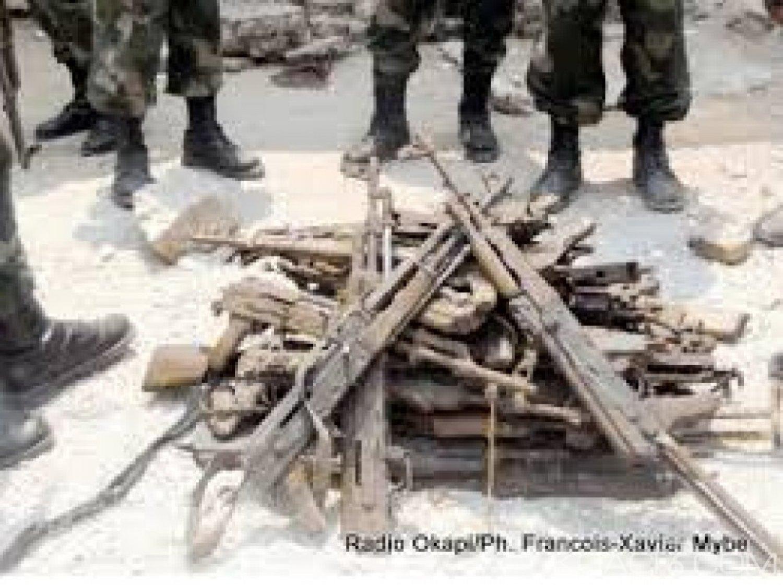 RDC : Six miliciens maï-maï Ebwela abattus par les FARDC dans l'est