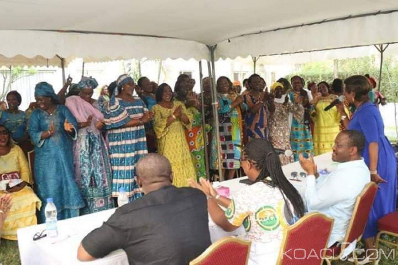 Côte d'Ivoire : Recevant les femmes du RACI, Soro ferme «si je n'étais pas rebelle, Alassane ne serait pas président»
