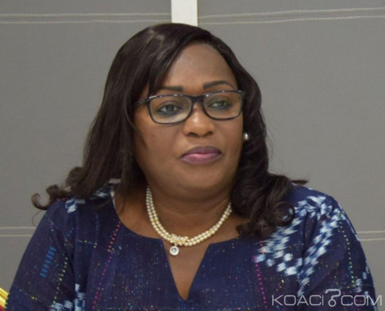 Côte d'Ivoire : Conseil National des droits de l'Homme (CNDH), des organisations contestent  la reconduction de la présidente Namizata Sangaré