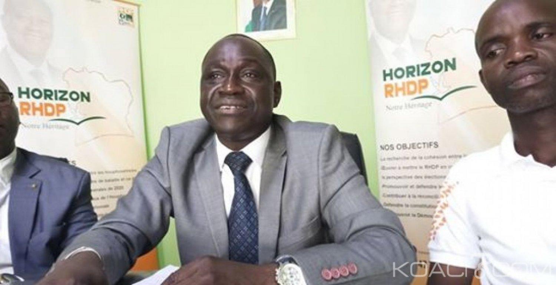 Côte d'Ivoire : Président d'un mouvement de soutien à Ouattara, Dr Soumahoro, «Guillaume Soro parle trop»