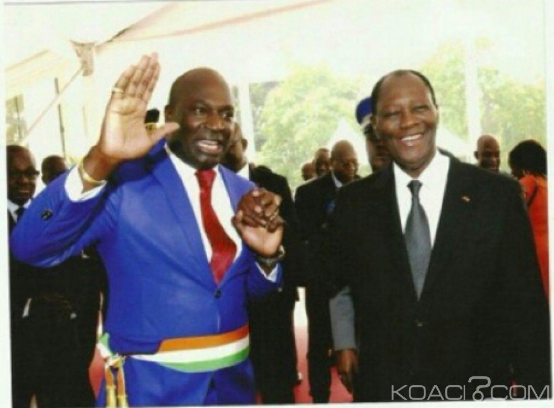 Côte d'Ivoire : Révélations sur  le contenu de la rencontre à huis-clos lundi entre Ouattara et les députés RHDP