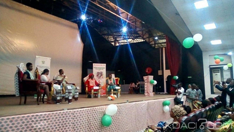 Côte d'Ivoire : En prélude à la JIF à Bouaké pendant un panel, une participante «séduite par les explications d'une paneliste»