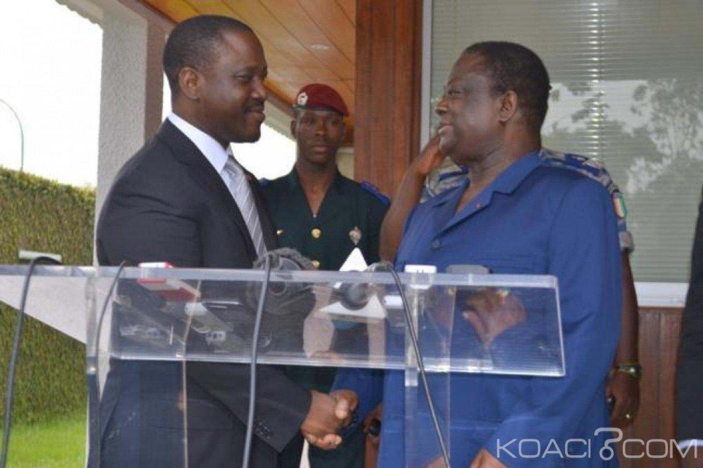 Côte d'Ivoire : Soro, Wodié, Affi et Koulibaly reçus dans la nuit du 1er mars par Bédié?