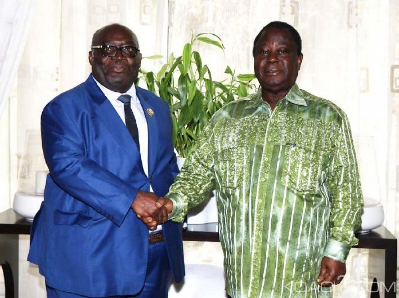 Côte d'Ivoire : Election du président de l'Assemblée Nationale, le candidat du  PDCI proteste contre le mode opératoire du scrutin