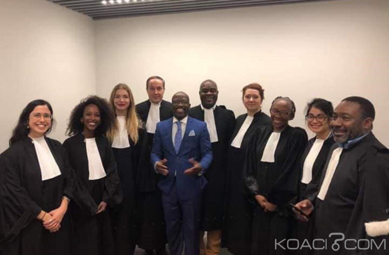 Côte d'Ivoire : Blé Goudé remercie  sa  défense, « Vous avez rétabli mon honneur et ma dignité face au monde entier »