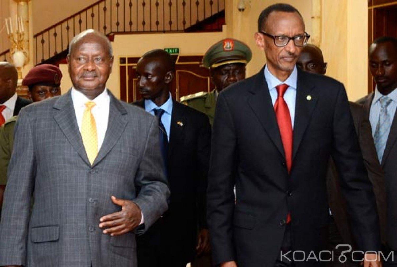 Rwanda: Kigali accuse  l'Ouganda  de soutenir des rebelles hostiles au régime