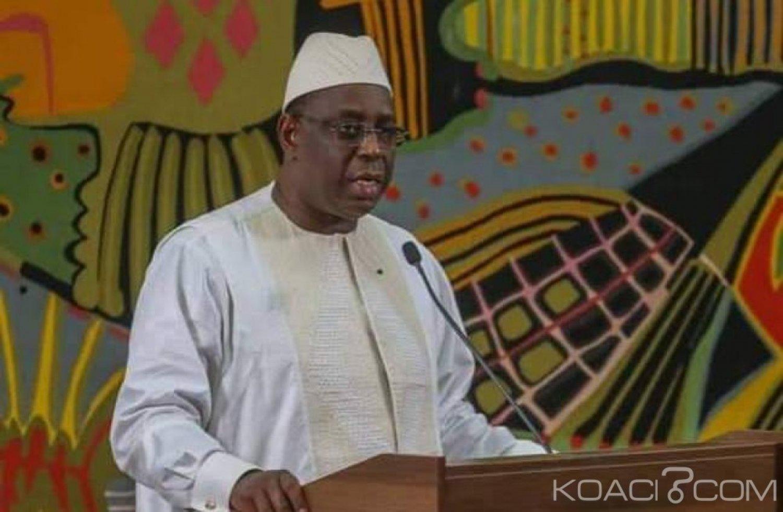 Sénégal : Sa réélection confirmée par le Conseil constitutionnel,Macky Sall appelle à un dialogue «ouvert et constructif»