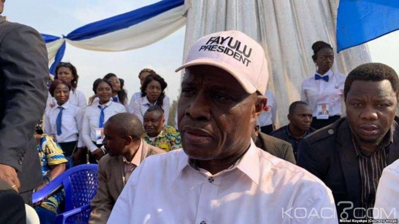 RDC : Autoproclamé «Président», Martin Fayulu renonce à son mandat de député