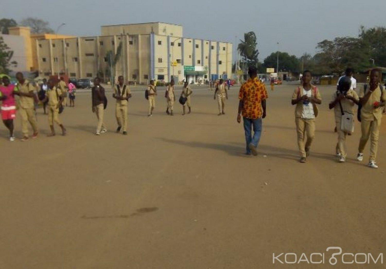 Côte d'Ivoire :  Reprise des cours après plusieurs semaines de grève, Sidi Touré «la tendance est bonne»