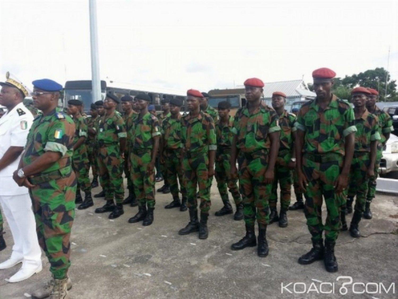 Côte d'Ivoire:  Liste complète des nouvelles nominations dans l'armée
