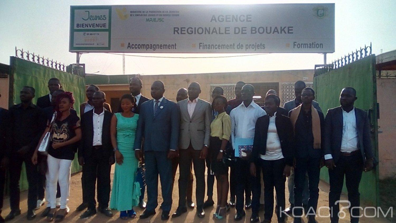 Côte d'Ivoire : À la veille de l'arrivée de la première dame à Bouaké, le CNJCI galvanise la junte féminine