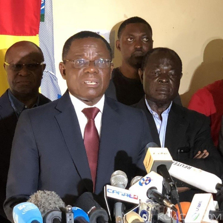 Cameroun : La justice rejette la demande de libération de l'opposant Maurice Kamto