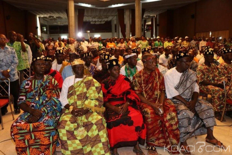 Côte d'Ivoire : Ce que les Chefs Akouè et Nananfouè de Yamoussoukro ont confié à Bédié avant sa déclaration