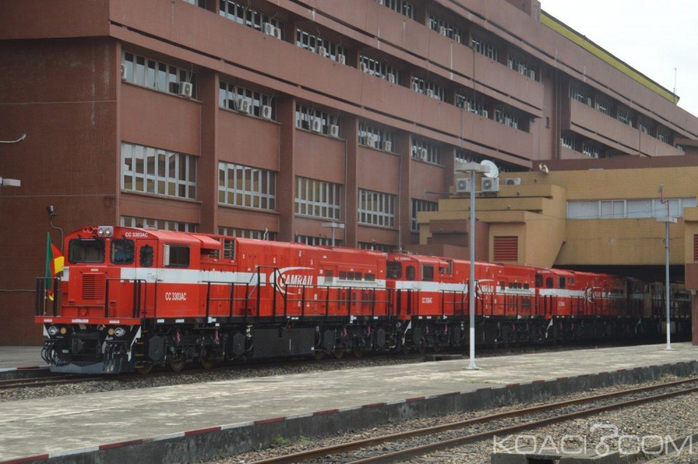Cameroun : Mise en service des cinq nouvelles locomotives acquises par Camrail