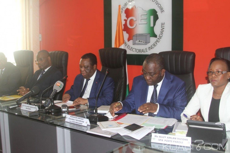 Côte d'Ivoire : Sansan Kambilé «il n'a jamais été question de procéder à une réforme globale de la CEI»