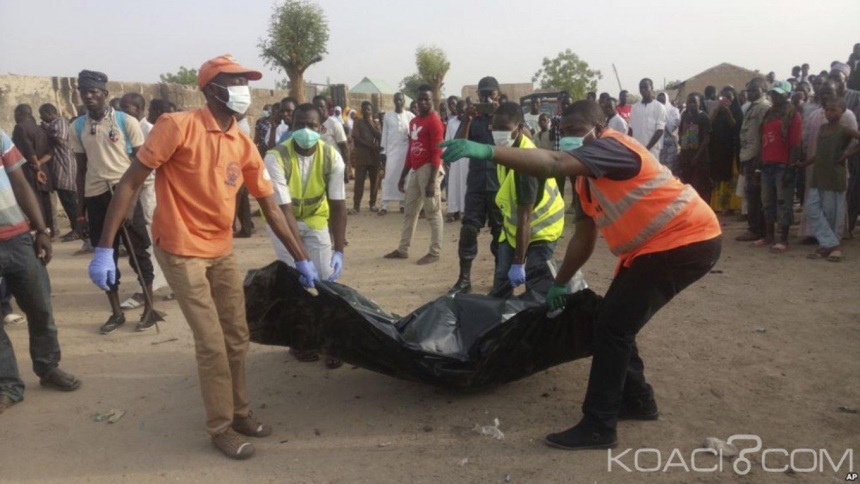 Nigeria: Maiduguri, cinq agriculteurs tués et 20 blessés dans l'explosion d'une mine