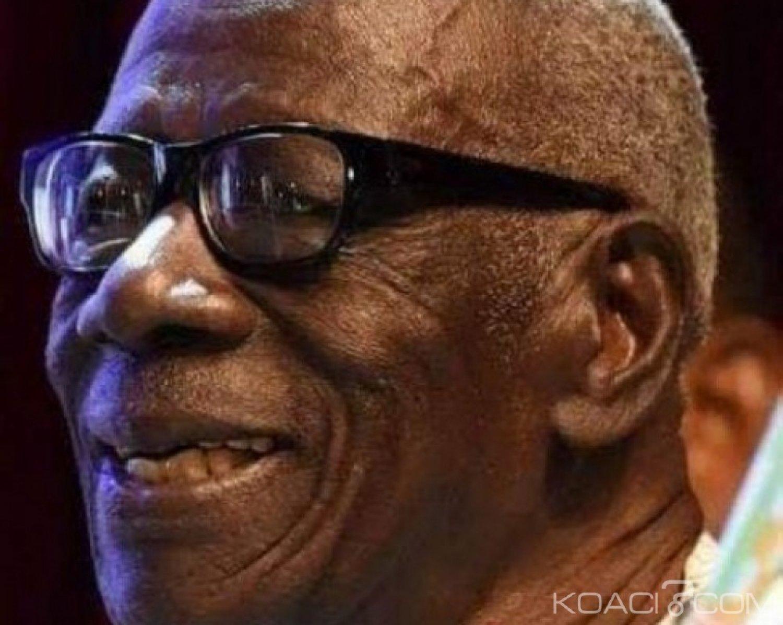 Côte d'Ivoire : L'écrivain Bernard Dadié décède  à 103 ans