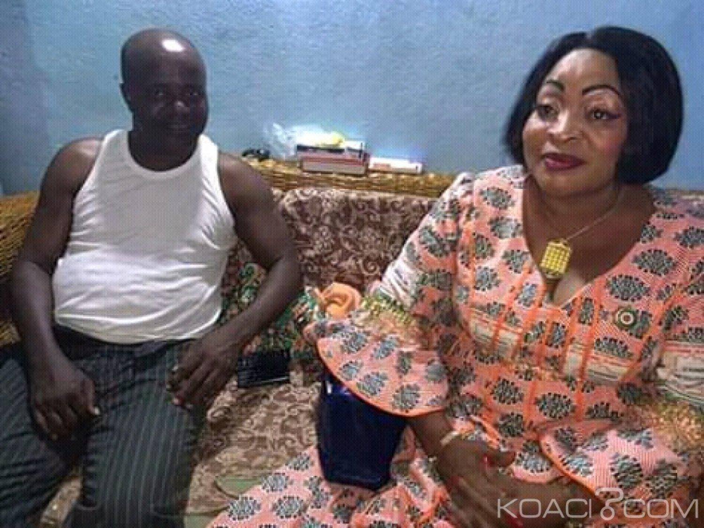 Côte d'Ivoire : À son domicile pendant la JIF, Guéhi Veh reçoit la visite de la députée de Tengréla