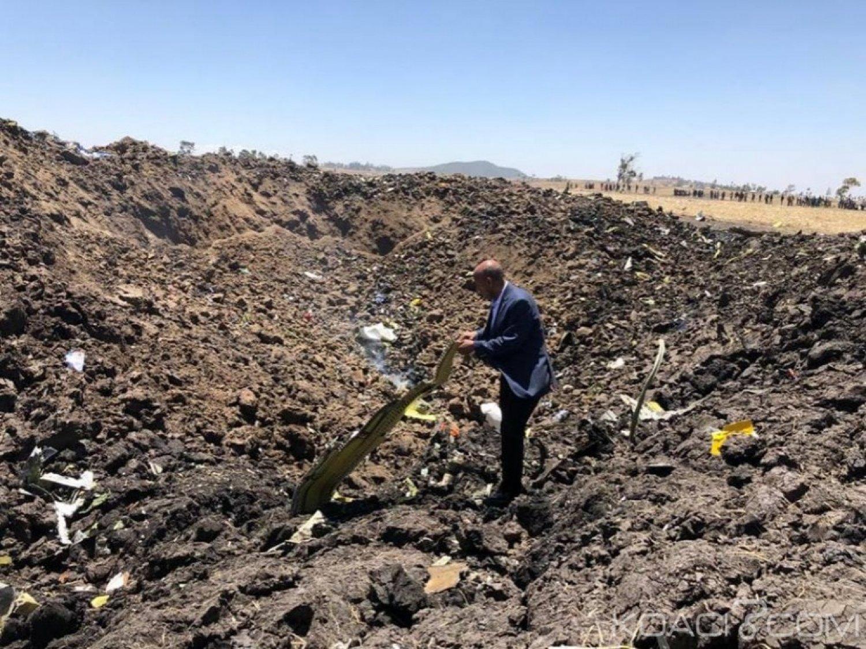 Ethiopie : Un avion d'Ethiopian Airlines s'écrase avec 157 passagers à bord, aucun survivant
