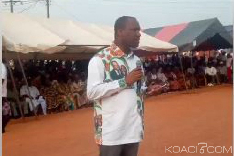Côte d'Ivoire : Depuis Akoupé, Mamadou Touré alerte sur le populisme politique «si le pays retombe dans la merde, l'avenir des jeunes est hypothéqué»