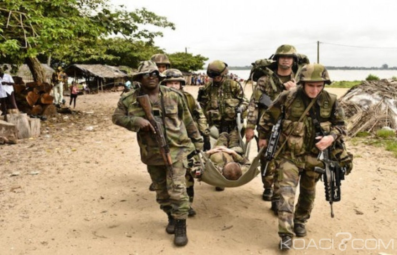 Côte d'Ivoire : L'armée française annonce un exercice aéroporté dans les régions de Gagnoa et Sassandra