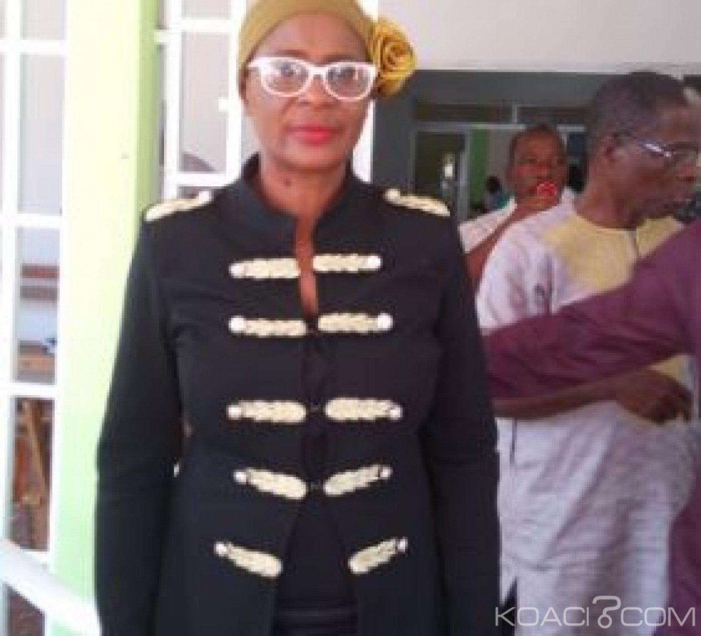 Côte d'Ivoire : Jeannette Badouel élue Présidente de l'association des maires du district des montagnes et des maires du Bafing