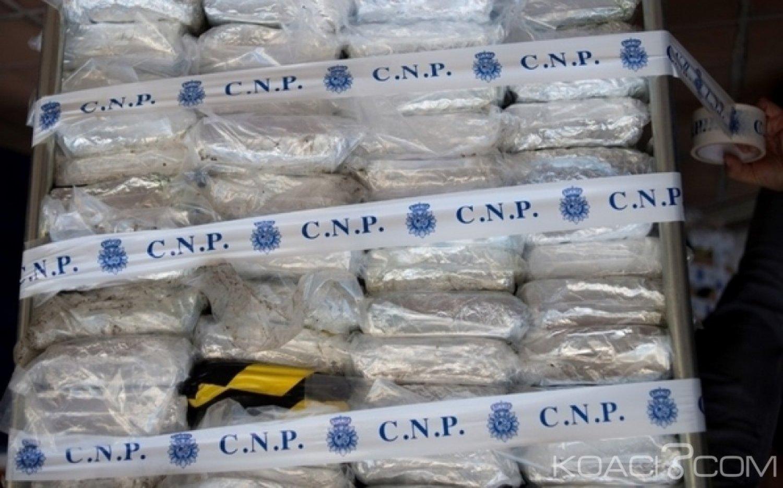Sénégal-Guinée Bissau: Saisie record de 800 kg de cocaïne dans un camion sénégalais à Bissau