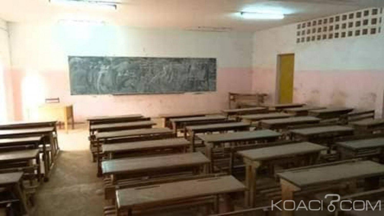 Côte d'Ivoire : Grève dans le secteur éducation formation, la comédie s'installe dans les établissements publics de Bouaké