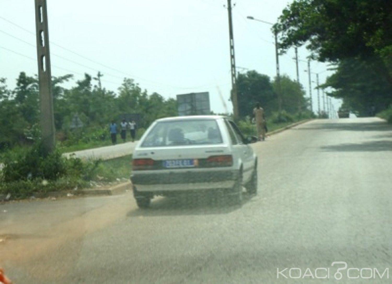 Côte d'Ivoire : Un chauffeur de taxi porté disparu  depuis une dizaine de jours à Dimbokro