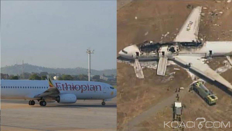 Ethiopie : Crash du Boeing 737 MAX 8, les deux boîtes noires retrouvées
