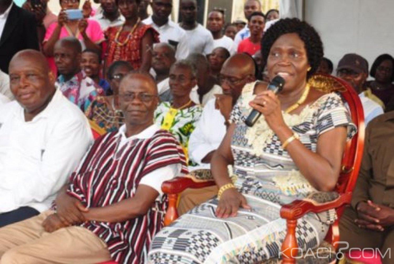 Côte d'Ivoire : Simone Gbagbo annoncée pour un meeting politique dans le Sanwi le week-end prochain