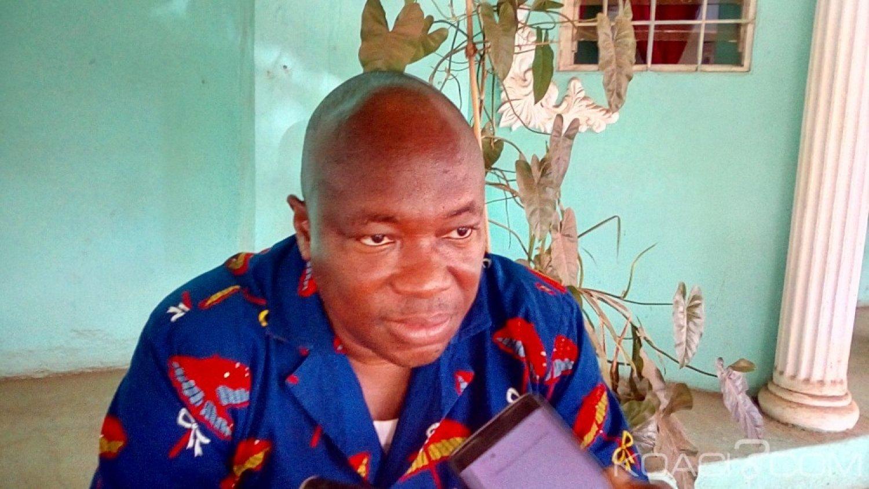 Côte d'Ivoire : Pour la cohésion des enfants du grand centre, le chef central de Sakassou, reçoit l'UNEGraCI