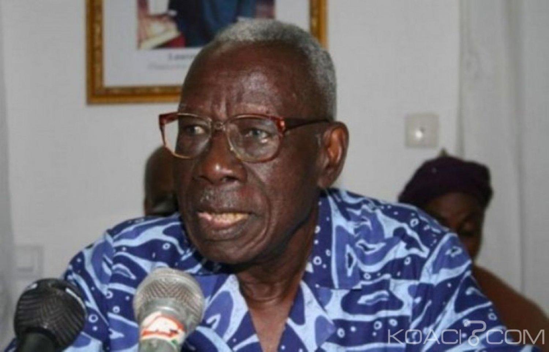 Côte d'Ivoire : Décès de Bernard Dadié, Ouattara salue la mémoire d'un grand écrivain, un hommage national annoncé