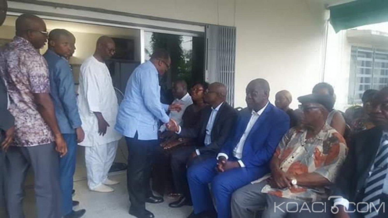 Côte d'Ivoire : Décès de Barnard Dadié, EDS apporte son soutien à la famille du défunt