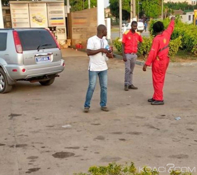 Côte d'Ivoire : Bouaké, après un retrait en banque, un architecte braqué dans une station, plus de 40 millions emportés